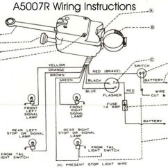 Signal Stat 900 7 Wiring Diagram 3 Pickup Les Paul Wire Turn Switch Schematic Light Switches And Door Click To