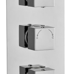 3 Way Outlet Visio Virtual Machine Diagram 1 2 Concealed Thermostatic Shower Mixer