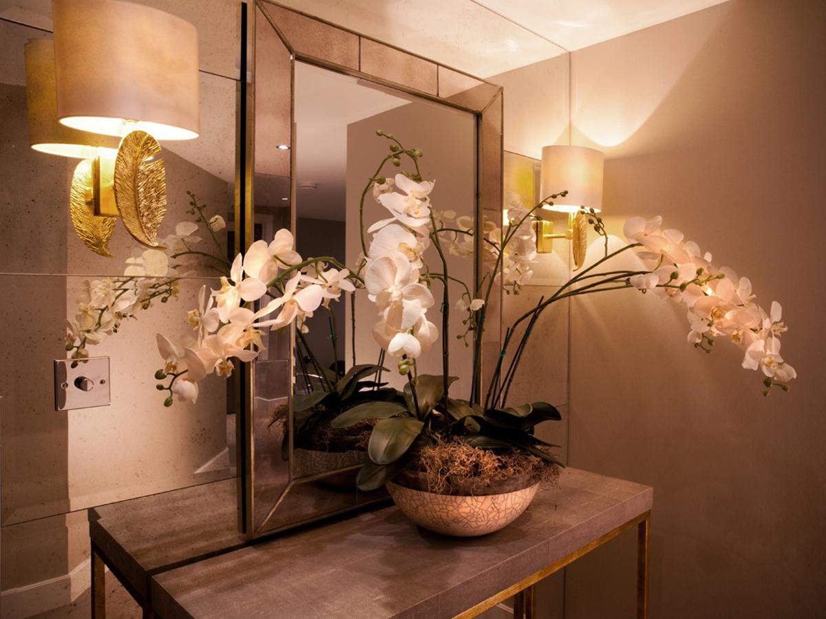 Interior Design In Chelsea Harbour, London