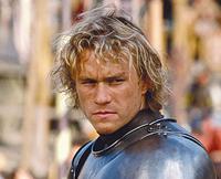 Heath Ledger stars in 'A Knight's Tale'