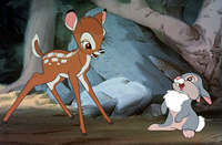 Disney's classic 'Bambi' gets the DVD treatment