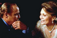 Marlon Brando and Faye Dunaway in 'Don Juan DeMarco'