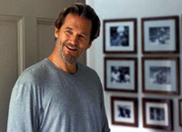 Jeff Bridges in 'The Door in the Floor'