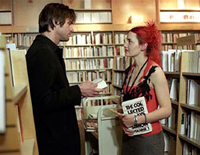 Jim Carrey and Kate Winslet in 'Eternal Sunshine of the Spotless Mind'