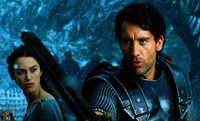 Clive Owen and Keira Knightly in 'King Arthur'