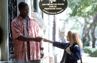 Denzel Washington struggles to save Dakota Fanning in 'Man on Fire'