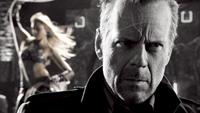 Bruce Willis and Jessica Alba (left) star in 'Sin City'