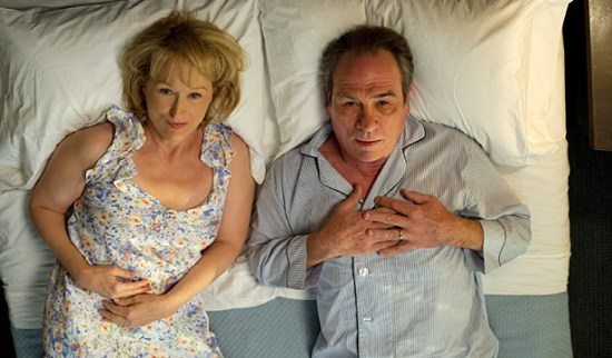 Meryl Streep and Tommy Lee Jones in 'Hope Springs'