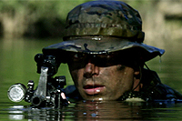 Real-life Navy SEALs hit the big screen in 'Act of Valor'
