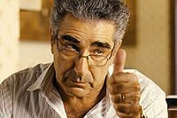 Eugene Levy is back in 'American Reunion'