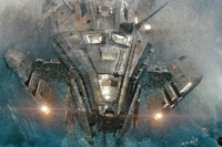 Aliens invade Earth in 'Battleship'