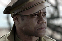 Cuba Gooding Jr. stars in 'Red Tails'