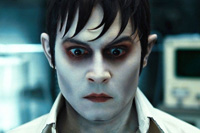 Johnny Depp stars in 'Dark Shadows'