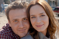 Jason Segel and Emily Blount co-star in 'The Five-Year Engagement'