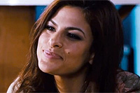 Eva Mendes stars in 'Girl in Progress'