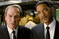 Tommy Lee Jones and Will Smith are together again in 'Men in Black 3'