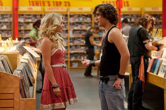 Julianne Hough and Diego Boneta in 'Rock of Ages'