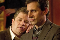 Steve Carell and Patton Oswalt in 'Seeking a Friend for the End of the World'