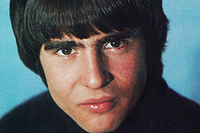 Davy Jones died of a heart attack at the age of 66