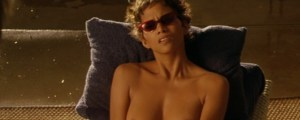 Halle Berry reveals herself in 'Swordfish'
