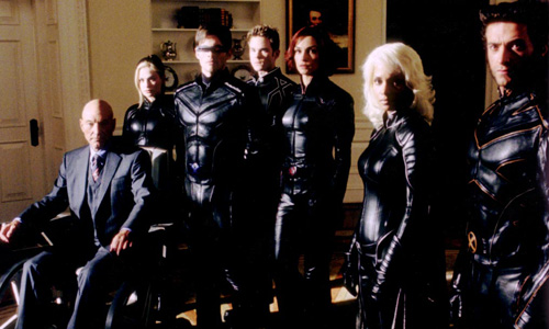 The mutants are together again, with some new members, in 'X2: X-Men United'