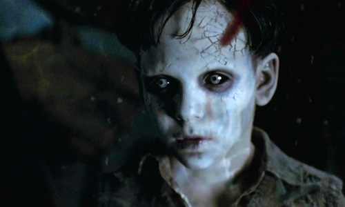 Fernando Tieve gets creepy in 'The Devil's Backbone'