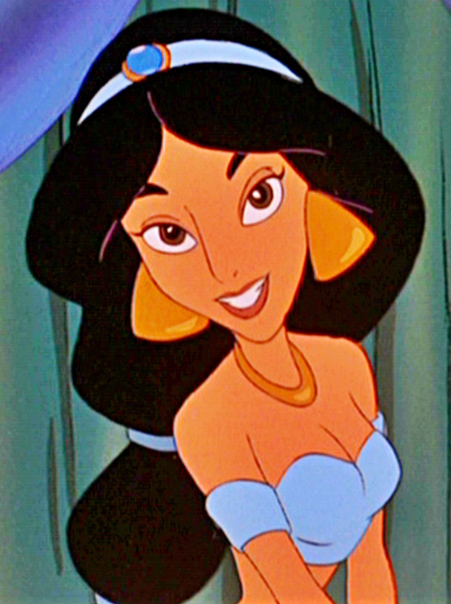 Princess Jasmine in 'Aladdin'
