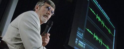 Tom Butler explains EVP, the science behind the supernatural thriller, 'White Noise' starring Michael Keaton.