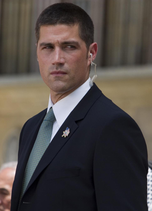 Matthew Fox in 'Vantage Point'