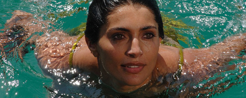 Caterina Murino in 'Hemingway's Garden of Eden'