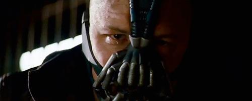 'Dark Knight Rises' Bane