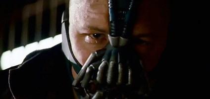 'Dark Knight Rises' Bane