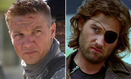 Jeremy Renner rumored to take on role of Snake Plissken in possible 'Escape from New York' remake