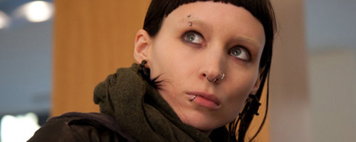 'Girl with the Dragon Tattoo'