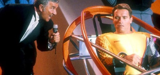Richard Dawson in 'The Running Man'