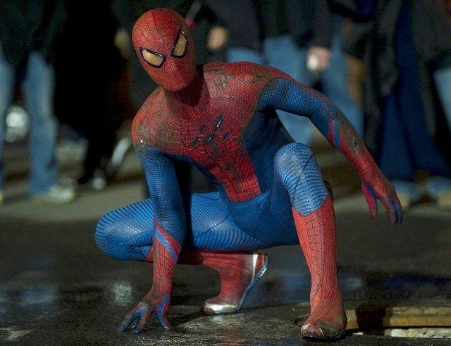 'The Amazing Spider-Man' 2012