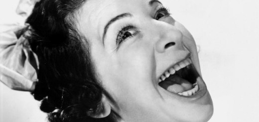 Fanny Brice, the real 'Funny Girl'