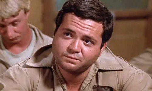 Jeff MacKay in 'Black Sheep Squadron'
