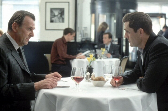 Tom Wilkinson and Rupert Everett in 'Separate Lies'