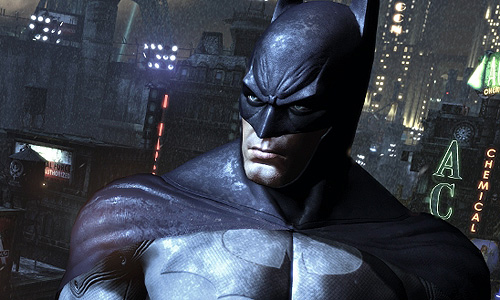 Do you have the coin to be 'Batman'?
