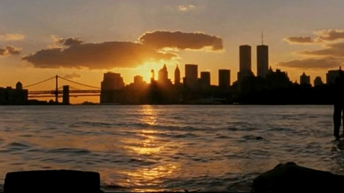 The Twin Towers seen in 'Chasing Amy'