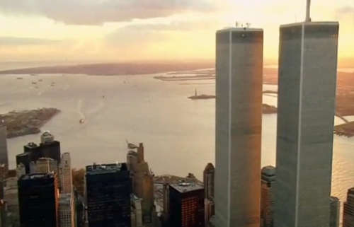 The season finale of 'Fringe''s first season features the surprising reveal of the Twin Towers
