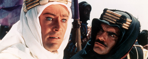 'Lawrence of Arabia'