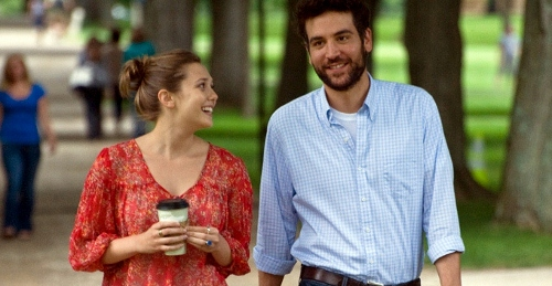 Elizabeth Olsen does well opposite 'Liberal Arts''s star/writer/director, Josh Radnor