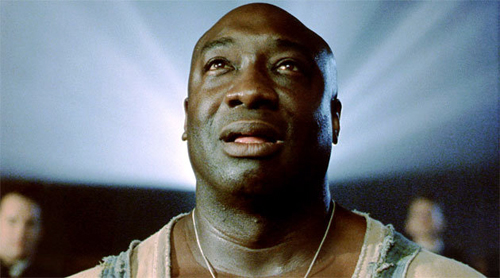 Michael Clarke Duncan charmed audiences in 'The Green Mile'