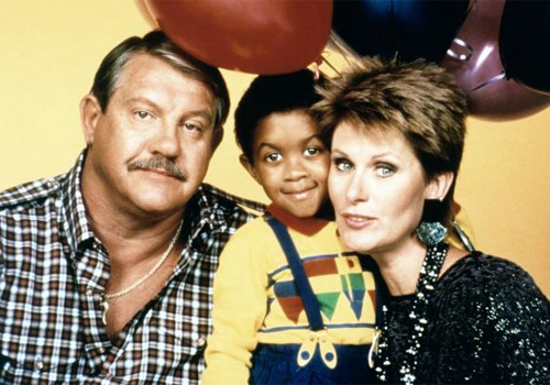 Alex Karras (left), who played Emmanuel Lewis' dad in the 1980s series, 'Webster,' has died at the age of 77