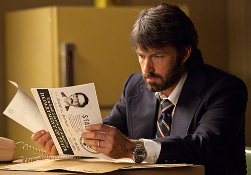 Ben Affleck directs and stars in 'Argo'