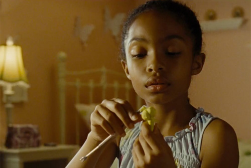 Yara Shahidi charms in 'Butter'