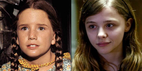 Melissa Gilbert was charming, adorable and brave in the pivotal role of Laura Ingalls - Chloe Moretz is one of the most talent young actresses working today, and brings with her the right kind of beauty, talent and sincerity that could capture the part just right