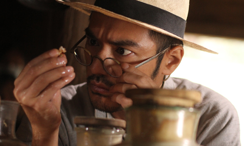 Takeshi Kaneshiro searches for clues in 'Dragon' ('Wu Xia')
